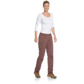 Tatonka Mohac Pantalones Mujer, violeta